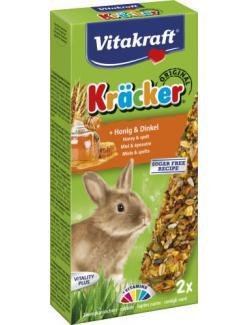 Vitakraft Zwergkannichen Kräcker Honig & Dinkel