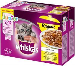 Whiskas Junior Ragout Geflügelauswahl
