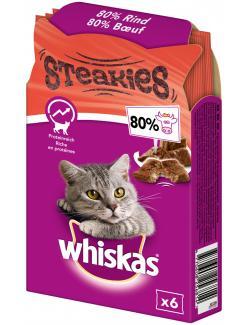 Whiskas Steakies Rind