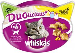 Whiskas Duolicious Snacks mit Huhn & Joghurt