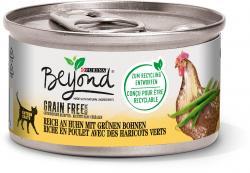 Beyond Pastete reich an Huhn mit grünen Bohnen getreidefrei