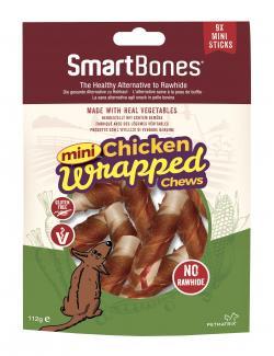 SmartBones mini Chicken Wrapped