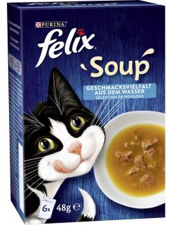 Felix Soup Geschmacksvielfalt aus dem Wasser