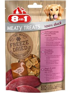 8in1 Meaty Treats mit 100% Ente