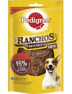 Pedigree Ranchos Originals Cuts mit Rind