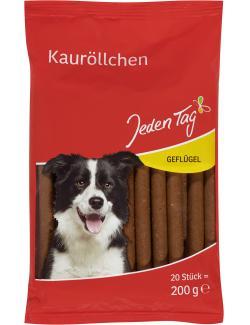 Bild für Jeden Tag Hund Kauröllchen Geflügel