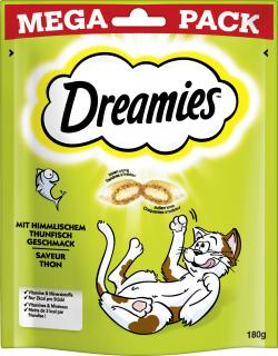 Dreamies Mega Pack Thunfisch