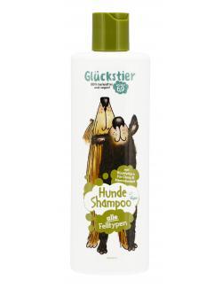 Glückstier Hunde Shampoo alle Felltypen