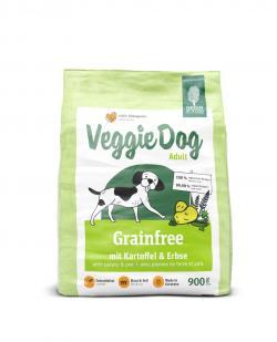 Green Petfood VeggieDog Adult Grainfree mit Kartoffel & Erbse