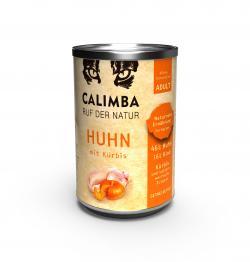 Bild für Calimba Katzenfutter Huhn mit Kürbis