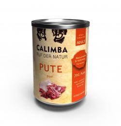 Calimba Katzenfutter Pute pur