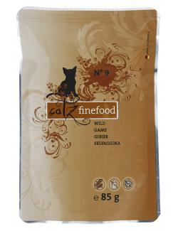 Catz finefood No. 9 Wild