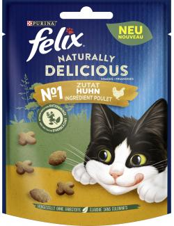 Felix Naturally Delicious Huhn
