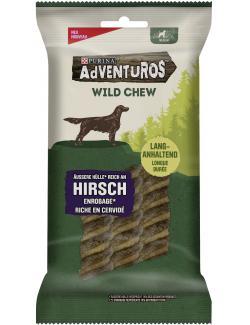 Purina Adventuros Wild Chew Reich an Hirsch für mittlere Hunde