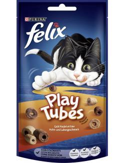 Felix Play Tubes Huhn- und Lebergeschmack