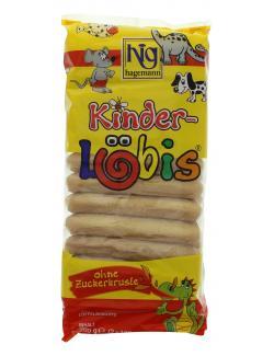 Hig Kinder-Löbis Löffelbiskuits (200 g) - 4009176010505