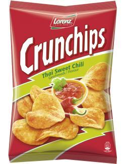 Lorenz Crunchips Thai Sweet Chili (175 g) - 4018077688515