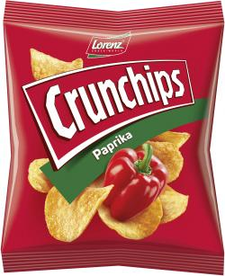 Lorenz Crunchips Paprika (25 g) - 4018077700101