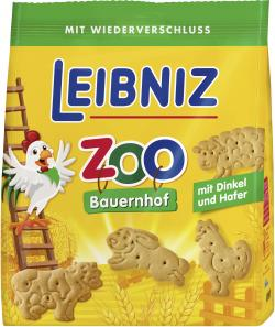 Leibniz Zoo Bauernhof mit Dinkel & Hafer