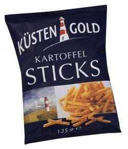Küstengold Kartoffel Sticks (125 g) - 4250426200164