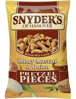 Snyder's Pretzel Snack Honey Mustard & Onion