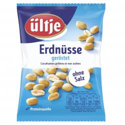 Ültje Erdnüsse geröstet ohne Salz (200 g) - 4004980507500