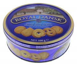 Royal Dansk Danish Butter Cookies (500 g) - 31784005424