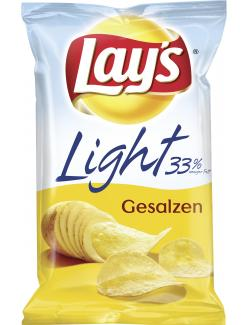 Lay's Light Chips gesalzen