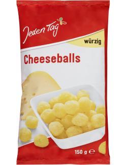 Jeden Tag Cheeseballs