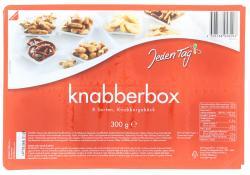 Jeden Tag Knabber-Box (300 g) - 4306188048206