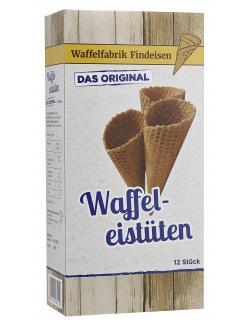 Findeisen Original Waffel-Eistüten (12 St.) - 4015710030120