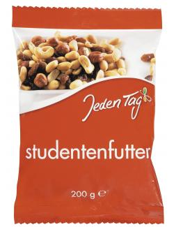 Jeden Tag Studentenfutter