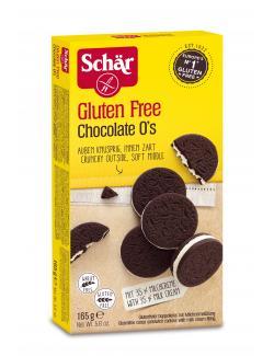 Schär Chocolate O's (165 g) - 8008698005231