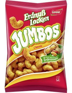 Lorenz Erdnußlocken Jumbos classic (225 g) - 4018077739910
