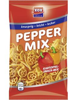 Xox Snack Peppermix Kartoffel-Snack-Mix