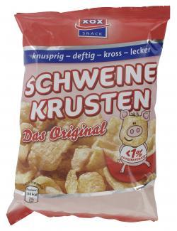 Xox Schweinekrusten (100 g) - 4031446820064