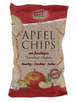 Xox Apfel Chips Jonathan (40 g) - 4031446860411