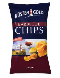 Küstengold Chips Barbecue