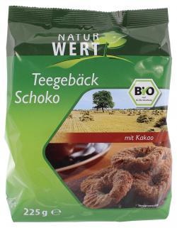 NaturWert Bio Teegebäck Schoko
