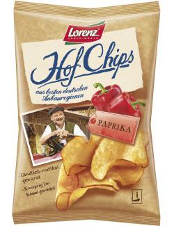 Lorenz Hofchips Paprika (110 g) - 4018077680335