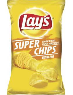 Lay's Superchips gesalzen
