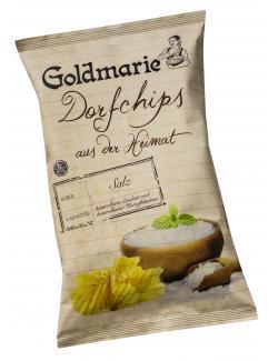Goldmarie Dorfchips Salz