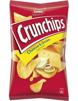 Lorenz Crunchips Cheese & Onion (175 g) - 4018077667794