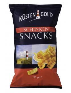 Küstengold Schinken Snacks (125 g) - 4250426216844