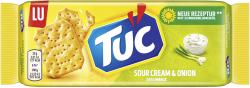 Tuc Cracker Cream & Onion