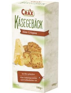 Cräx Käse Crispies (100 g) - 4058400008993