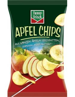 Funny-frisch Apfel Chips (60 g) - 4003586001092