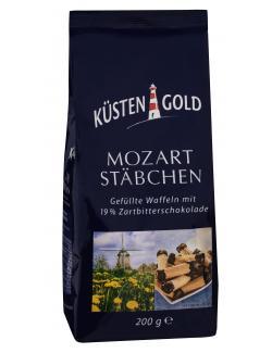 Küstengold Mozartstäbchen (200 g) - 4250426217292