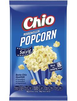 Chio Mikrowellen Popcorn salzig