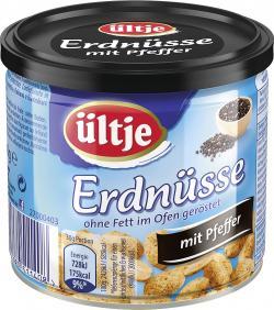Ültje Erdnüsse mit Pfeffer ohne Fett (190 g) - 4004980511408